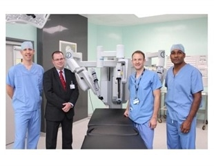 More than 1,000 patients at Sheffield Teaching Hospitals benefit from high-tech robot