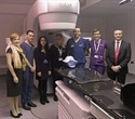 Guy's Cancer Centre adds new positioning equipment to enhance patient comfort during radiotherapy treatment