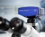 Microscope cameras with CMOS sensor and high acquisition speed released by Zeiss