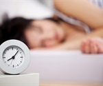 Irregular sleep patterns associated with metabolic abnormalities