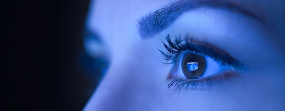 Could light from LED screens cause irreversible eye damage?