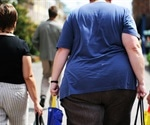Standing one-quarter of the day linked to reduced likelihood of obesity