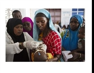 The Government of Somalia launches first oral cholera vaccination campaign