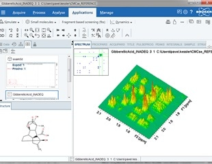 Platforms for NMR software for spectrometer control and data analysis announced by Bruker