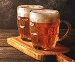 Anti-inflammatory effect of beer