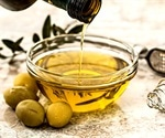 Corn oil has greater effects on blood cholesterol than extra virgin olive oil
