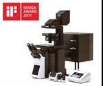 Olympus receives prestigiousiF awards for smart microscope designs