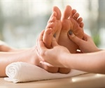 Reflexology can help cancer patients manage their symptoms and perform daily tasks