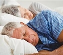 Study shows the aging brain has trouble generating brain waves required for deep sleep
