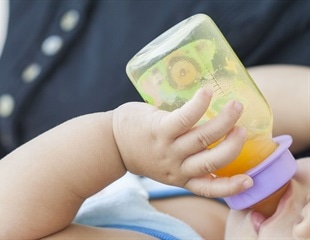 No fruit juice for infants during first year of life, say experts