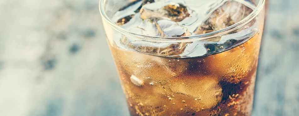 A sugary drink with a protein-rich meal reduces fat metabolism