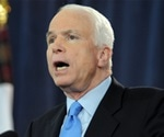Senator McCain undergoes brain clot removal surgery