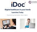 New online healthcare platform iDoc enables patients to book consultations with GPs anytime