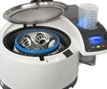 Replace multiple rotary evaporators with one Genevac evaporator