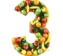 Just three or four servings of fruit and veg a day reduce heart disease risk