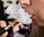 E-cigarette users have reported adverse health effects online for at least seven years