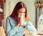 Flu can be spread without coughs and sneezes