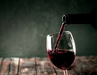 A glass of wine a day may raise the risk of an early death
