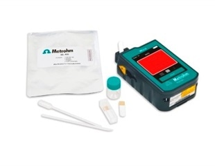 Metrohm's new ID Kit enables fast, easy, and accurate detection of heroin and other opioids