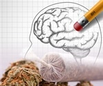 Smoking pot can damage memory study confirms