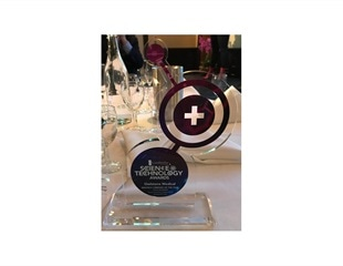 Owlstone Medical named Medtech Company of the Year