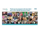 Groundbreaking 100,000 Genomes Project achieves important milestone to transform NHS care
