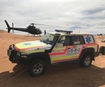 DEFIGARD Touch7 masters stressful adventure in Moroccan Sahara