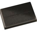 New black Porvair Krystal UV Quartz microplates for Circular Dichroism measurements