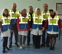 Pilgrims receive medical support on their journey to Lourdes