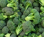 Broccoli, cauliflower and cabbage effective in disrupting late stages of cell growth in breast cancer