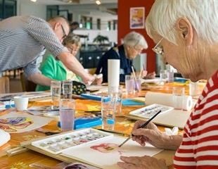 Aussie veterans could afford a new lease on life through art therapy