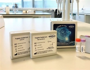 Candida Auris testing kit for use in hospital hygiene applications announced by Bruker
