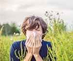 Nasal biomarkers correlated with pollen-specific allergy symptoms