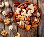 Nuts can improve sperm quality finds study