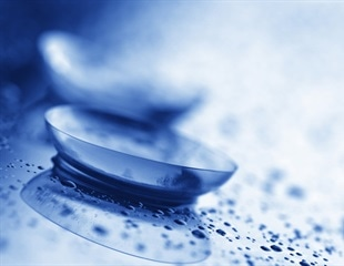 Don't flush contact lenses after use - bad for environment