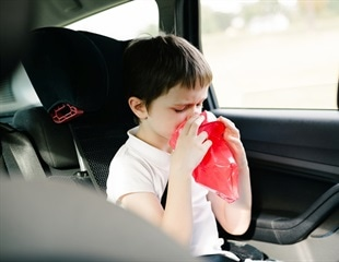 Vomiting - why so common in kids?