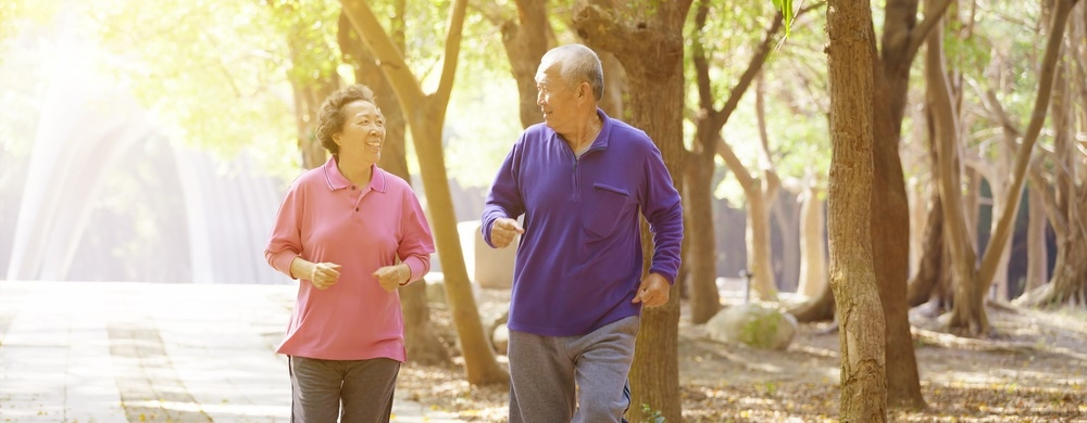 Maintaining an active lifestyle in older age could prevent dementia