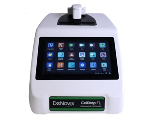 DeNovix granted Japanese patent for CellDrop Automated Cell Counter