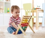 Counting helps infants relate things to numbers