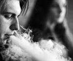 Peer pressure at school influencing teen vape use