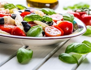 Healthiest gut bacteria with plant-based or Mediterranean diet