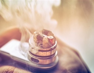 Vaping nicotine linked to lung cancer