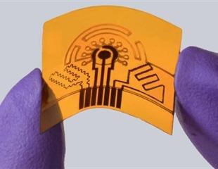 New wearable sensor for non-invasive gout detection