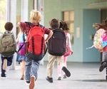 Study finds children become less active as they move through primary school