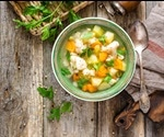 Certain traditional soup broths possess antimalarial properties