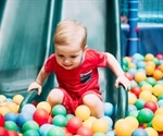 Children's ball pits full of pathogenic microbes