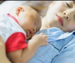 Forty percent of parents are not co-sleeping safely with their babies