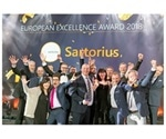 Sartorius wins double award at Fisher Scientific European Sales Conference for the second time