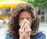 Why hay fever persists, despite low pollen counts