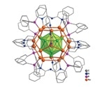 Researchers synthesize nanocluster made of 32 gold atoms